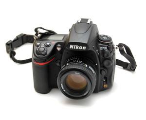Nikon D700 - test