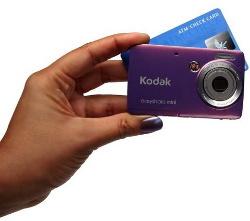 Kodak EasyShare Sport, Touch i Mini - trzy nowe kompakty w przeddzień CES 2011