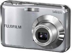Fujifilm FinePix AV200, AV250, AX 300 i AX350 - nowa seria budżetowych kompaktów