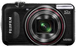 Fujifilm FinePix T300 i T200 - niewielkie kompakty z 10-krotnym zoomem