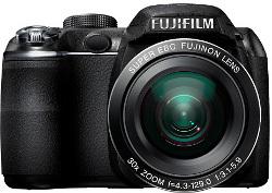 Fujifilm FinePix S3200, S3300, S3400 i S4000 - następne hybrydy z serii S