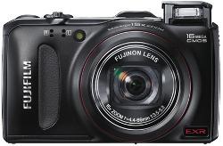 Fujifilm FinePix F500EXR i F550EXR - zaawansowane kompakty