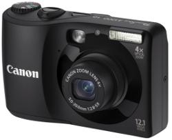 Canon PowerShot A2200 i PowerShot A1200 - proste kompakty z szerokim kątem