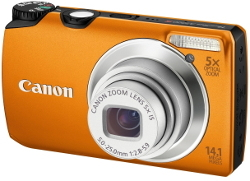 Canon PowerShot S3200 IS i S3300 IS