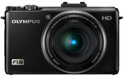 Olympus XZ-1 - szerokokątny obiektyw ze światłem f/1.8 i port akcesoriów z PEN-a