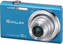 Casio Exilim EX-ZS5 i EX-ZS10 - szeroki kąt za 100 dolarów