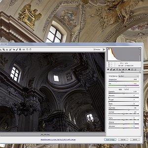 pseudo-HDR - szybkie wykonywanie zdjęć o szerokiej tonalności z jednego pliku RAW