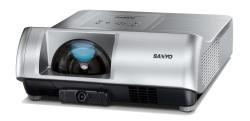 Sanyo PLC-WL2503 - krótkoogniskowy projektor z interaktywnym piórem
