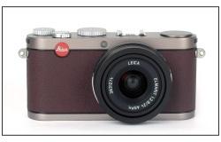 Leica X1 BMW Limited Edition