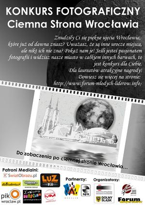 Ciemna Strona Wrocławia - konkurs fotograficzny