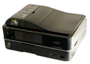 Epson Stylus Photo PX820FWD - test urządzenia wielofunkcyjnego