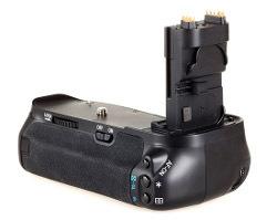 Meike MK-60D - alternatywny grip dla lustrzanki Canon EOS 60D
