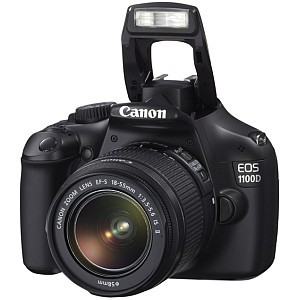 Canon EOS 1100D - najmłodszy w rodzinie