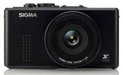 Sigma DP2x - stałoogniskowy kompakt z matrycą FOVEON X3