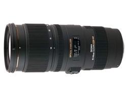 Sigma 50-150mm F2.8 APO EX DC OS HSM dla lustrzanek z matrycą APS-C