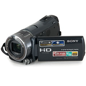 Sony HDR-CX550VE - test