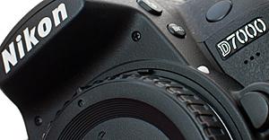 Nikon D7000 - test