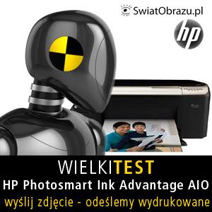 Wielki Test HP Photosmart Ink Advantage eAIO - wydrukujemy Twoje zdjęcie