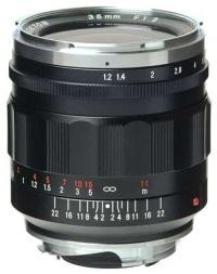 Voigtlander Nokton 35 mm f/1.2 z mocowaniem Leica M