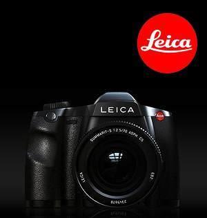 Leica S2 Image Shuttle i obiektywy S - aktualizacja firmware