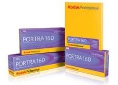 Kodak Professional Portra 160 - nowy film