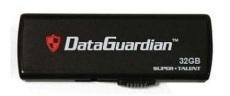 Super Talent DataGuardian - bezpieczny pendrive
