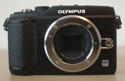 Olympus E-PL2 - test