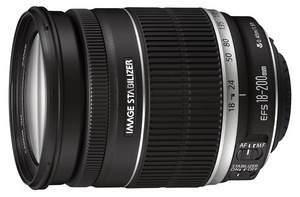 Canon EF-S 18–200 mm f/3.5–5.6 IS - problemy z obiektywem