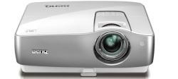 BenQ W1100 - kino domowe z większym zoomem