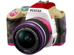 Pentax K-r Bonnie Pink - kolejna limitowana edycja
