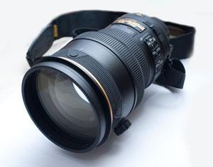 AF-S Nikkor 200 mm f/2G ED VR II - test obiektywu