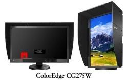 Eizo ColorEdge CG275W - nowy monitor dla profesjonalistów