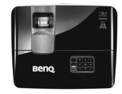 BenQ MX613ST - duży obraz w małych salach