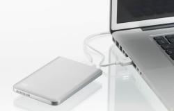 Freecom Mobile Drive Mg - cienki dysk zewnętrzny dla Maków
