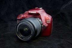 Canon EOS 1100D w limitowanej serii