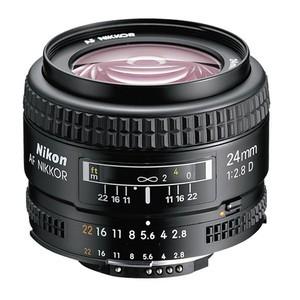 AF Nikkor 24mm f/2.8D - zdjęcia testowe