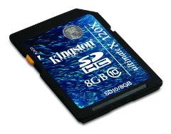 Karty Kingston microSDHC klasy 10. Nowe pojemności