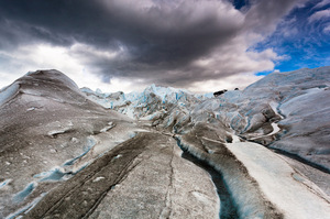 Fotoblog roku 2011 - wybór tygodnia - Jakub Połomski Fotografia - Argentyna 2011 - Lodowiec Perito Moreno