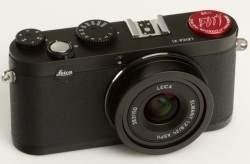 Leica X1 otrzymuje nowy firmware