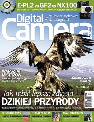 Nowy numer Digital Camera Polska - kwiecień 2011