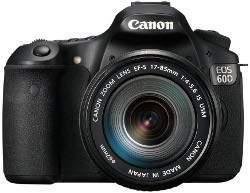 Canon EOS 60D - firmware 1.0.9