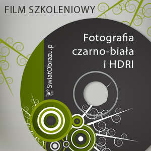 Fotografia czarno-biała w technice HDRI - film szkoleniowy
