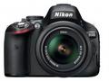 Nikon D5100 - nowa matryca i ulepszony wyświetlacz