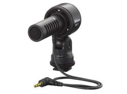 Nikon ME-1 - zewnętrzny, kierunkowy mikrofon dla lustrzanek