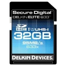 Delkin Elite 633X UHS-I - nowe karty SDHC