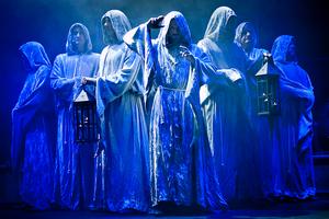 Fotoblog roku 2011 - wybór tygodnia - Music and Light - Paweł Wygoda - Gregorian