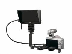 Lampa HVL-F43AM i akcesoria systemowe - premiery Sony
