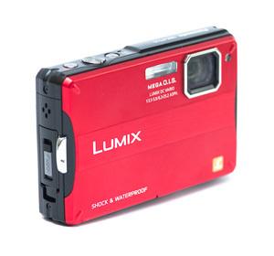 Panasonic Lumix DMC-FT10 - test aparatu kompaktowego