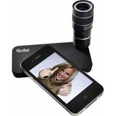 Teleobiektyw Rollei dla iPhone'a