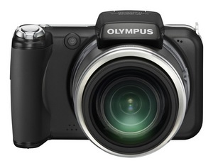 Wciąż na fali: Olympus SP-800UZ